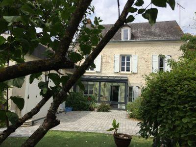 A vendre a Saint Jean De Braye maison de 217m2 - garage - jardin sud
