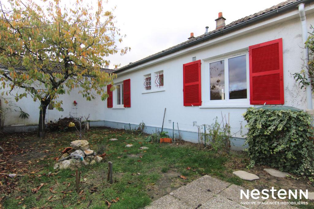 photos n°1 Maison Fleury Les Aubrais proximité gare T3 plain pied, garage et sans travaux