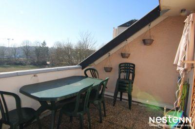 Maison 4 pieces 85.20 m2 avec terrasse et double garage