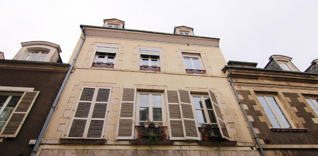 photos n°1 ORLEANS  Boeuf Saint Paterne / Bannier / Médiathèque - Grand appartement T2 évolutif avec grenier et cave !