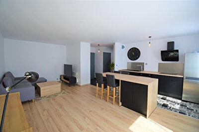 Appartement Orleans 2 pieces 40.78 m2
