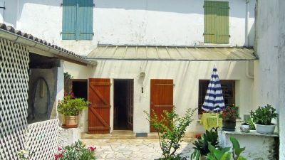 Maison Saint Sever 7 pieces 190 m2