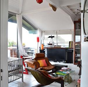 Grand T3 de 81m2  avec vue + dernier etage + toit terrasse
