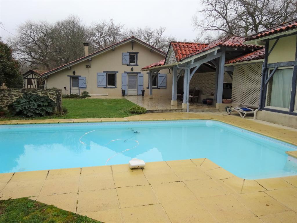 vente maison de luxe 40090 lucbardez et bargues