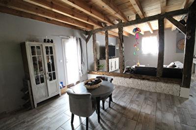 A vendre maison landaise a Prechacq Les Bains proche Dax, 3 chambres, terrain 8000 m2