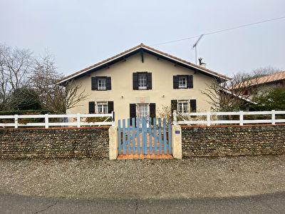 A vendre Maison Saint Sever 5 pieces garage