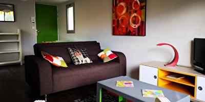 Appartement Meuble Mont De Marsan 2 pieces 34.50 m2