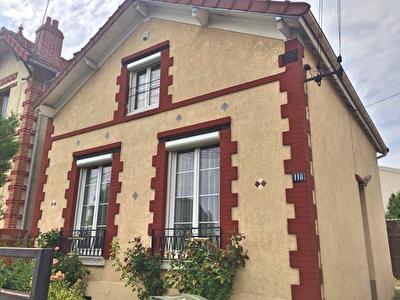 Maison Argenteuil 4 pieces 70 m2