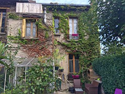 Maison Villetaneuse 3 pieces 53 m2