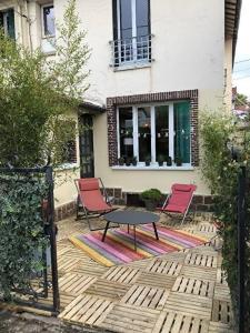 Maison Epinay Sur Seine 3 pieces 60m2