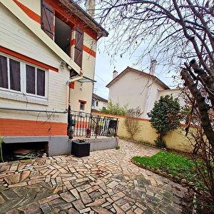 Maison en Berge de Seine 57m2 EPINAY SUR SEINE
