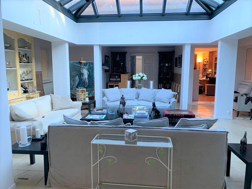 vente maison de luxe 60270 gouvieux