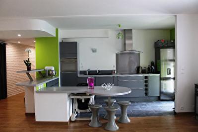 Appartement Coye La Foret 4 pieces 86 m2