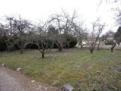 Terrain Luzarches 524 m2