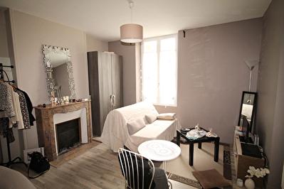 Appartement Coye La Foret 1 piece 22.10 m2