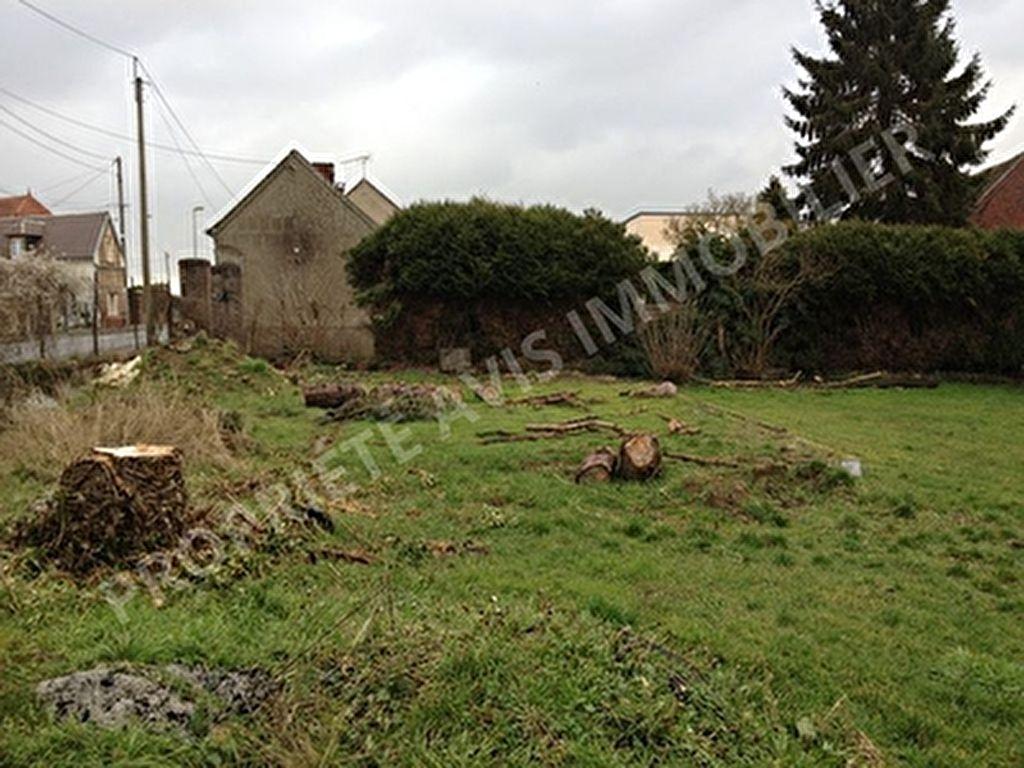 Terrain Beauvais 437 m2