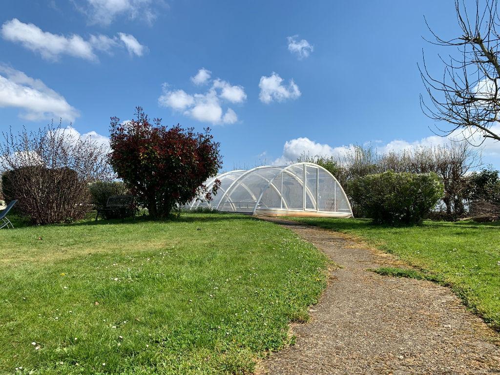 MAISON PROCHE Noailles 6 pièces 3 chambres  jardin garage, piscine, jacuzzi