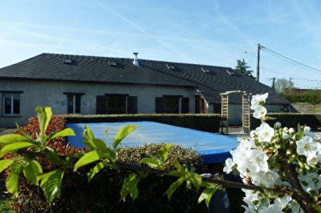 Maison Auneuil, 5 pieces, 103 m2, 3 chambres, 650m2 de jardin