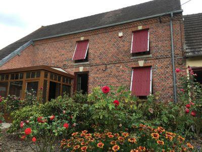 Maison AUNEUIL 6 pieces 124 m2 jardin 2355