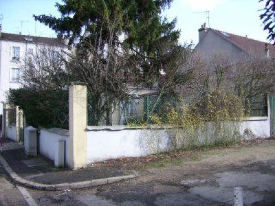 TERRAIN CONSTRUCTIBLE ISSY LES MOULINEAUX - 301 m2