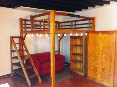 Appartement Montrouge 1 piece 26,16 m2