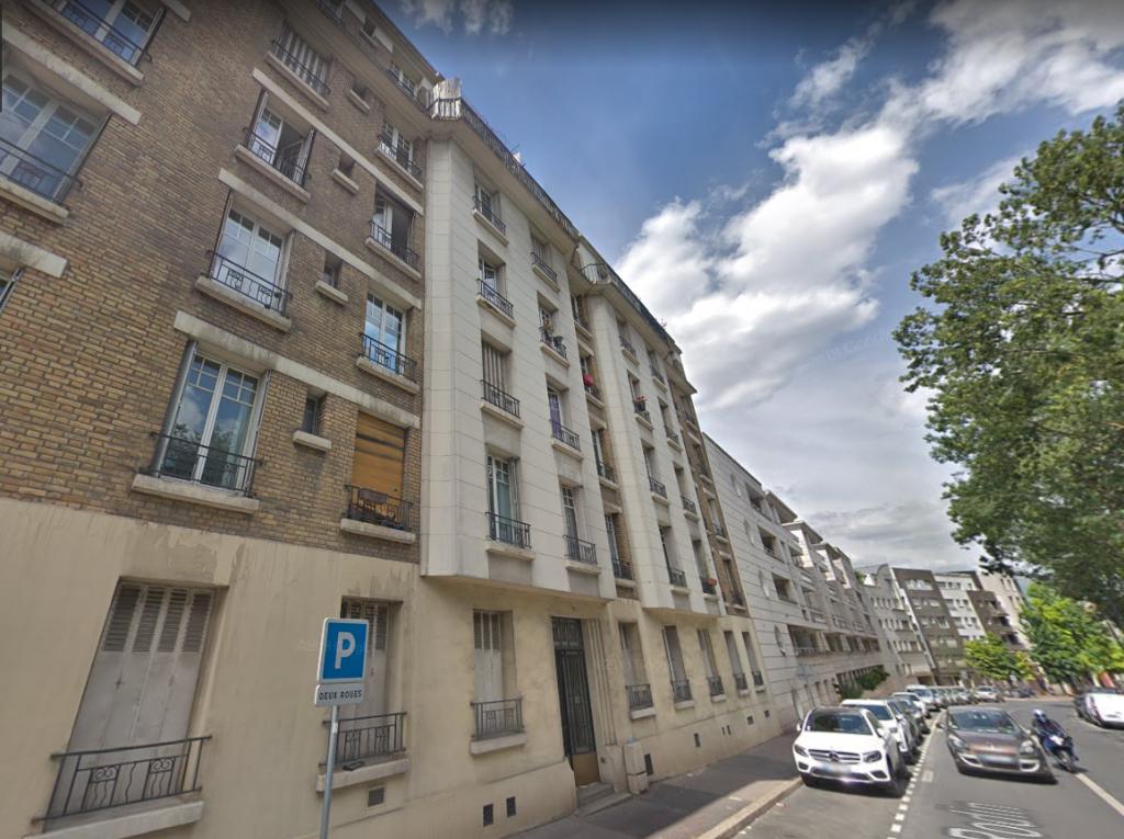 Appartement Issy Les Moulineaux 2 pièce(s) 42,13 m2