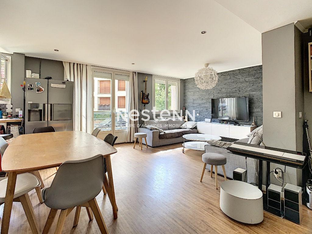 Appartement Issy Les Moulineaux 5 pièce(s) 88.83 m2