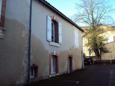 Appartement Poitiers 1 piece 22,52 m2
