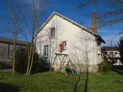 Maison Saint Benoit 5 pieces 105 m2