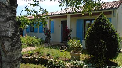 Maison Migne Auxances 4 pieces 95 m2