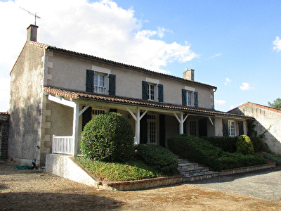 Maison Quincay 5 pieces VENDU