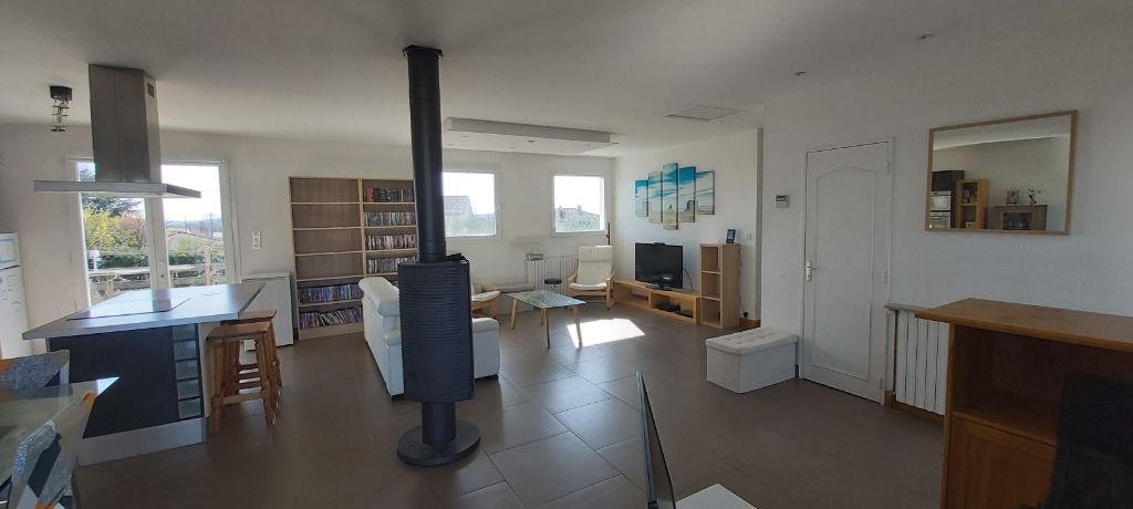A vendre jolie maison de 4 chambres les Roches Prémarie