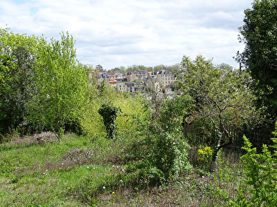 Terrain Poitiers 491 m2