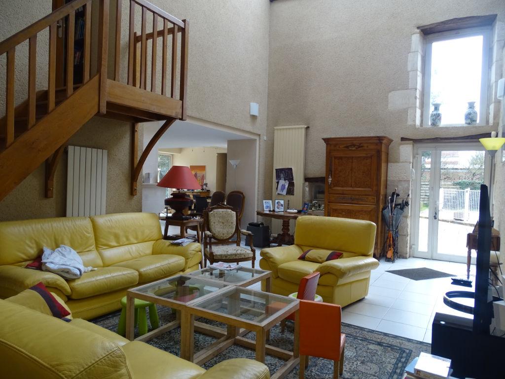 vente maison de luxe 86280 saint benoit