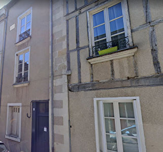 A vendre appartement quartier Notre Dame 3 pieces