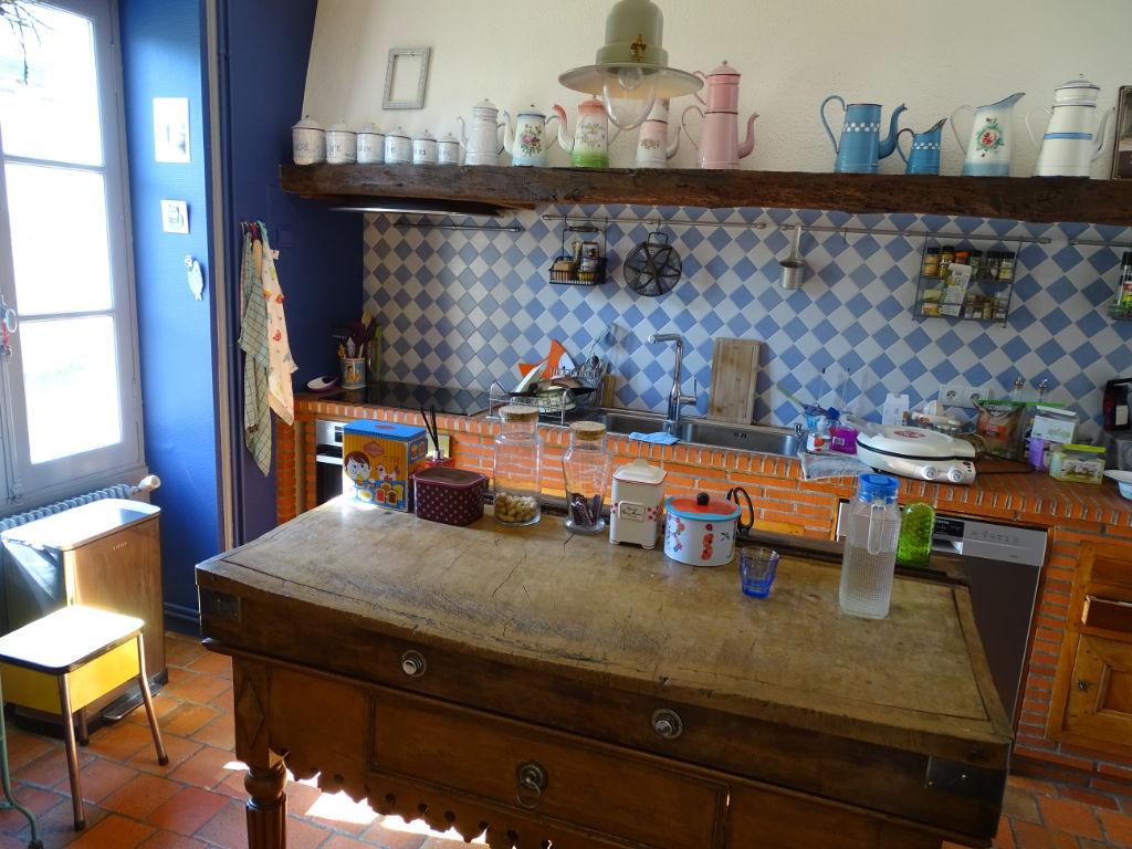 A vendre Maison longère poitevine avec charme à Bignoux