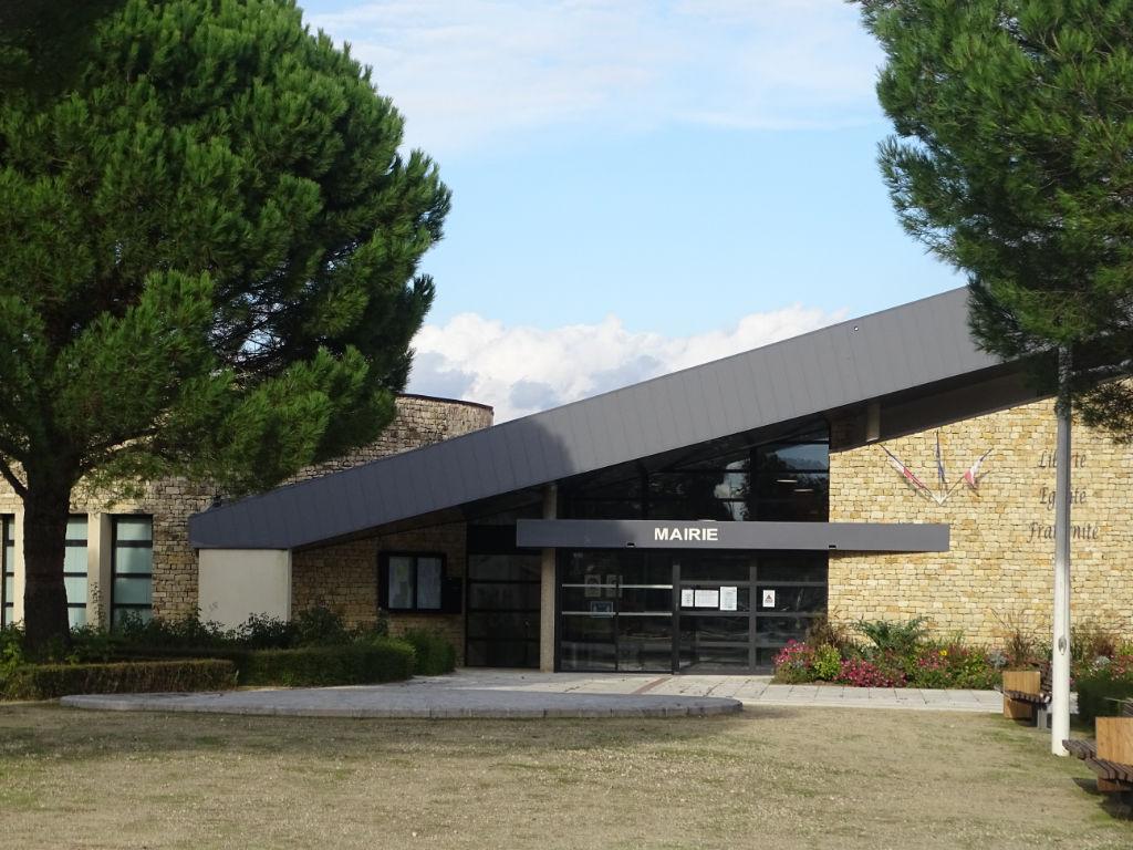 A vendre Terrain constructible à Fontaine le Comte de 2054 m²