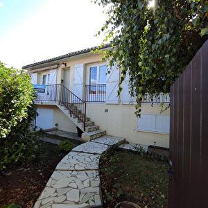 A vendre Maison a Poitiers proche centre ville avec 3 chambres