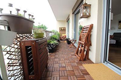 Appartement Nanterre 4 pieces 92.87 m2