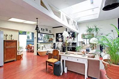 Maison Nanterre 4 pieces 95.46 m2