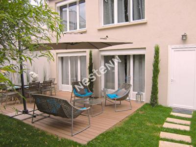 Maison individuelle 2 pieces de 80m2 - Jardin de 50 m2