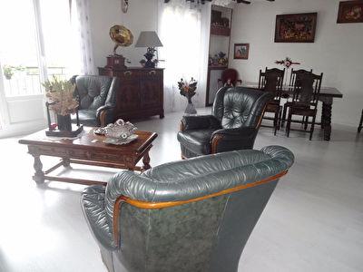 Appartement Sannois 4 pieces 69,81 m2 proche gare