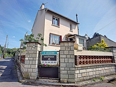Maison Sannois 4 pieces 71.59 m2 - 3 chambres - proche gare