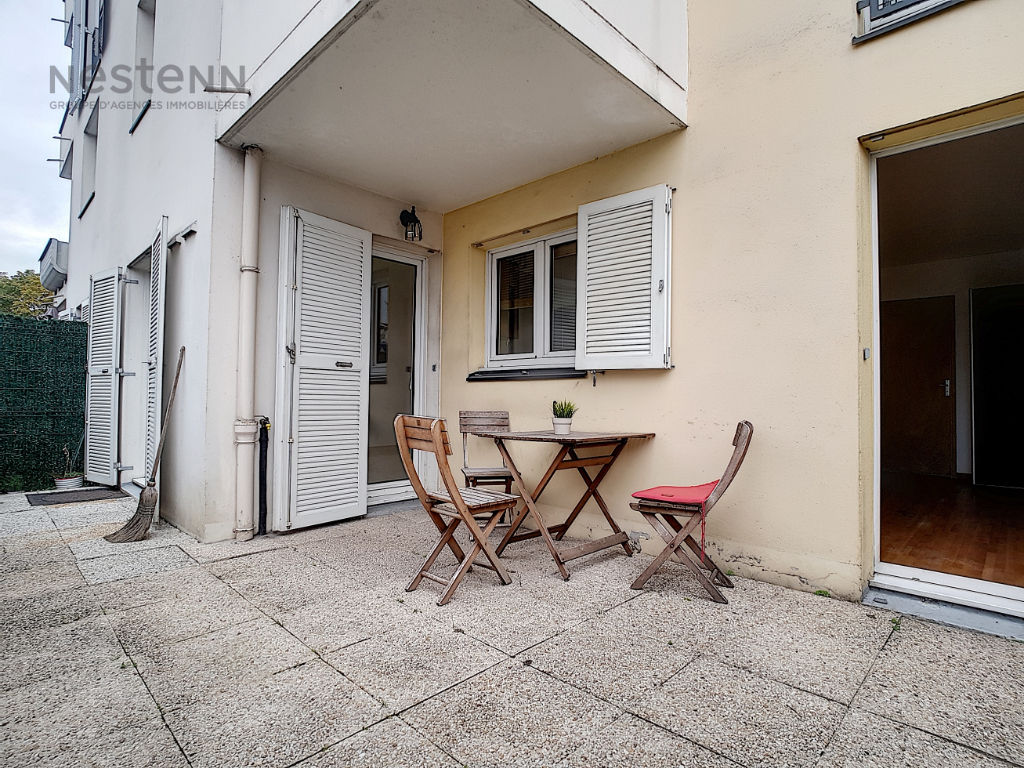 ERMONT / RDJ / F2 / 55m² / EXPO OUEST / 12 MINS GARE CERNAY