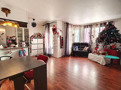Appartement Sannois 3 pieces - 2 chambres - Loggia - parking interieur