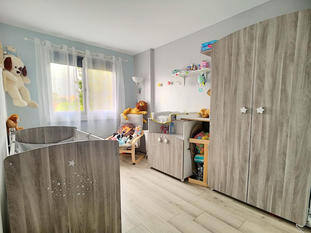Appartement Ermont 4 pièces - 3 chambres - box en sous-sol - balcon