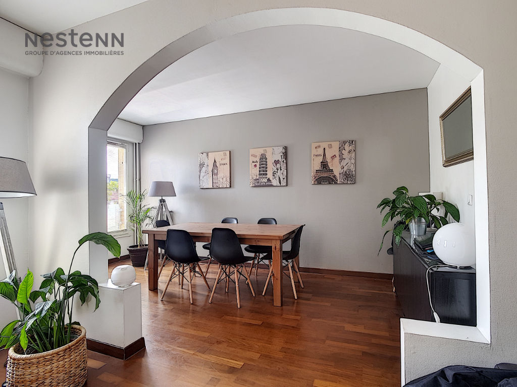 ERMONT / 104.31m² / F5 / 3 chambres /  PARKING / CAVE