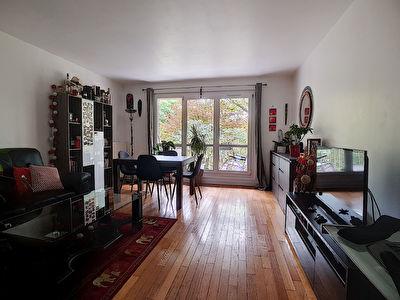 Appartement Ermont 3 pieces vue parc 66.03 m2 avec parking et cave