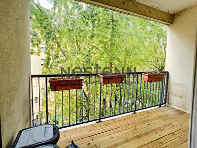 Appartement Sannois 4 pieces - 3 chambres - Loggia - box en sous-sol - cave