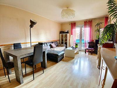 Appartement Ermont 3 pieces 65.62 m2 - 2 chambres - balcon PLEIN SUD - parking sous-sol - ascenseur